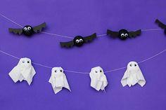 Let's make... spooky Halloween bunting - Kiddicare Blog