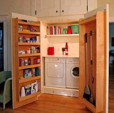 Pantry / Storage Idea