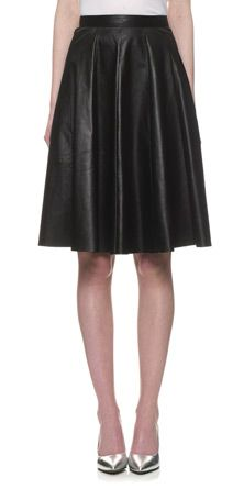 Katia Circle Leather Skirt  >http://www.whistles.co.uk/fcp/categorylist/dept/clothing-skirts?resetFilters=true#product=903000060054