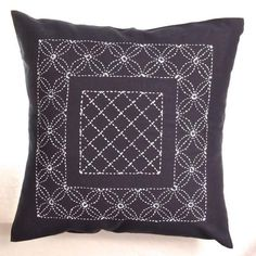 Sashiko Kit - Cushion Cover