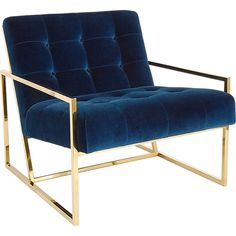 Found it at Wayfair - Goldfinger Lounge Chair