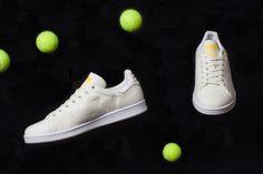 "size 40 75a76 98aa2 Pharrell Williams x adidas Originals Stan Smith ""Tennis"". (via Pharrell x  adidas"