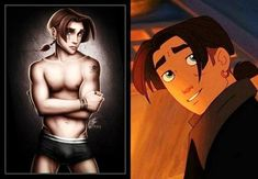 sexy disney princes and heroes - Google Search