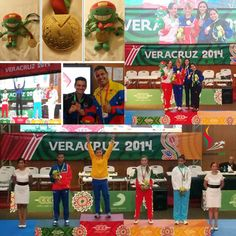 Results karate day 1 XXII Juegos Centroamericanos y del Caribe 2014