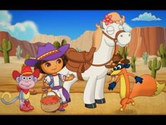 Dora The Explorer - Dora's Pony Adventure