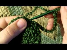 Learn how to crochet a loopy flower brooch with this video tutorial. You can use the flower as a brooch, a barrette or even an accessory.