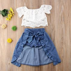 Cute Toddler Girl Clothes, Toddler Girl Outfits, Baby Outfits, Clothes For Kids Girls, Summer Clothes, Dress Outfits, Toddler Hair, Infant Toddler, Toddler Boys