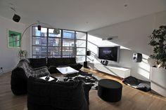 Game room ideas in apartment