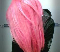 jasne różowe włosy - Szukaj w Google