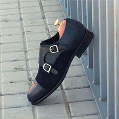Hot Shoes, Men's Shoes, Shoe Boots, Shoes Men, Custom Made Shoes, Custom Design Shoes, Shoe Designs, Double Monk Strap Shoes, Fashion Shoes