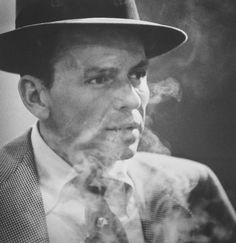 i get a kick out of you • frank sinatra #herman_leonard