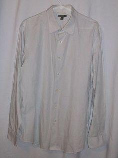 Sz Large apt. 9 Long Sleeve Casual Dress Shirt #Apt9