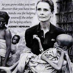 Audrey Hepburn #quote  spryliving.com