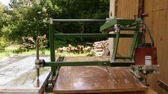 Moje frézka | Wood carving duplicator