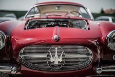 Painstaking Final Preparations on Classic Maserati for Villa d'Este…