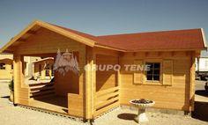 | GRUPO TENE | Distribución y venta de casas de madera en Valencia |