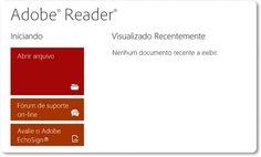 Windows 8: como fazer o Adobe Reader ser o leitor de PDF padrão