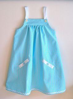 sewing dress girls