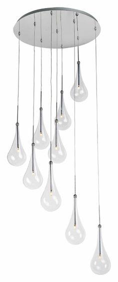 1000 images about lighting multi drop on pinterest. Black Bedroom Furniture Sets. Home Design Ideas