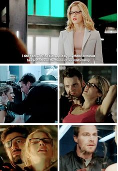 Its funny because its true hahahahahah #Olicity #Arrow
