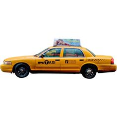 1Wall New York taxi maxi sticker ($76) ❤ liked on Polyvore featuring cars, fillers, transport, backgrounds, vehicles and home & furniture