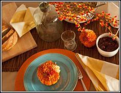 I pinned this from the A Festive Feast - Classic & Colorful Thanksgiving Essentials event at Joss and Main!