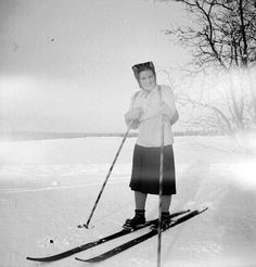 cross country skiing, never skied in a skirt! Tug Hill getting a ton of snow this week.....lucky them!