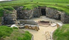 Neolithic Orkney was declared a World Heritage Site in 1999. The Orkney World Heritage site is in fact a group of Neolithic monuments that is made up of a large chambered tomb (Maes Howe)