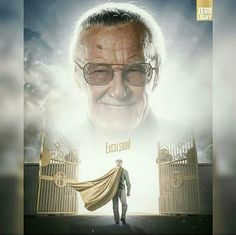 Stan Lee 1922 - 2018 The creator of a greater universe, beyond the boundaries ofour imagination Marvel Comics, Marvel Fan, Marvel Memes, Marvel Avengers, Stan Lee, Anime Zone, Mundo Marvel, Marvel Wallpaper, Marvel Cinematic Universe