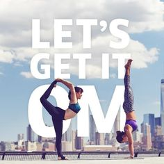 Let's get it om! Whether you're a seasoned yogi or a total beginner, our #YogaChallenge with gurus Two Fit Moms will help tighten your core, create flexibility, and build strength in just 30 days!