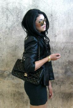 Black Chanel
