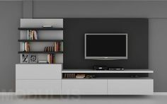 Modulares para Living, Tv, lcd, led. Wall unit, muebles para Tv, racks, rack…