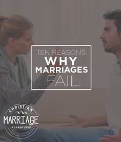 Today, more than ever, marriages are falling apart. Here are 10 reasons marriages fail and how you can build a strong marriage despite these obstacles. Discover how these healthy habits in marriage can help you connect with your spouse in a new way. Communication In Marriage, Intimacy In Marriage, Marriage Prayer, Marriage Vows, Strong Marriage, Advice For Newlyweds, Best Marriage Advice, Healthy Marriage, Christian Wife