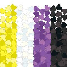 I got exams soon Zo nonbinary trans hearts lgbtq pride digitalart Nonbinary Flag, Lgbt Flag, Pansexual Pride, Lgbt Love, Wattpad, Prince, Trans Art, Gay, Pride Flag