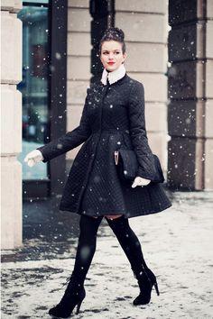 dress style coat...