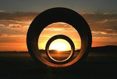 Nancy Holt, Sun Tunnels