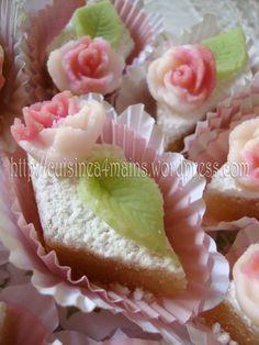 Taminet Elouz - Pâte d'amande à la rose