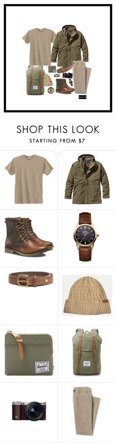 Patagonia Better by farhanoid on Polyvore featuring Hanes, Lands' End, Patagonia, Caterpillar, Vivienne Westwood, Herschel Supply Co., rag & bone, kangol, Caputo & Co. and Samsung