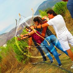 TRADITIONAL ARCHERY IN GREECE