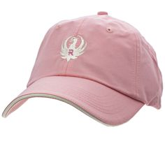 38a8e9cfb7872 Pink Ladies Ruger Cap Other Products Available at http   www.ShopRuger.