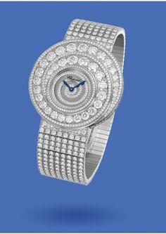 Women's Diamond Watches - Chopard High Jewelry