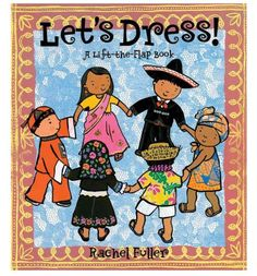 Everyone loves dressing up, and here are some of the ways children dress up around the world Children from eight countries are shown in traditional costumes--some still worn today and others worn only for festivals or holidays. Young readers can lift the 31 flaps to read about the clothes. Big gatefolds introduce the children and include instructions for how to tie a kanga, make a lei, and more. F...