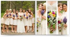 """""""The Wedding Album"""" - possibility for Africa - black or white pages, 102 photos"""