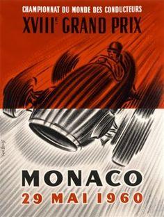 XVIIIème Grand Prix de Monaco - 1960 -