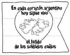 ...Aula Seño Sory...: Héroes de Malvinas Falklands War, Pre School, Acting, Nostalgia, Teacher, Education, 3, 15 Years, Geography