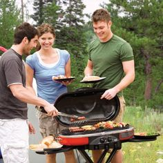 Coleman Portable Grill http://www.buynowsignal.com/propane-grill/coleman-portable-grill/
