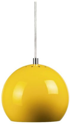 Yellow lighting of Bolia