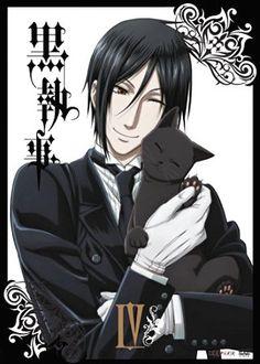Kuroshitsuji/The Black Butler. Sebastian.