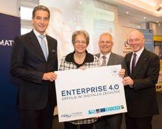 Foto: Novomatic.com  Zusammen mit ecoplus, der Wirtschaftsagentur des Landes Niederösterreich, hat die Novomatic AG das erste Enterprise 4.0 Forum veranstaltet.  Harald Neumann