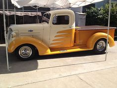 1936 chevy pick up